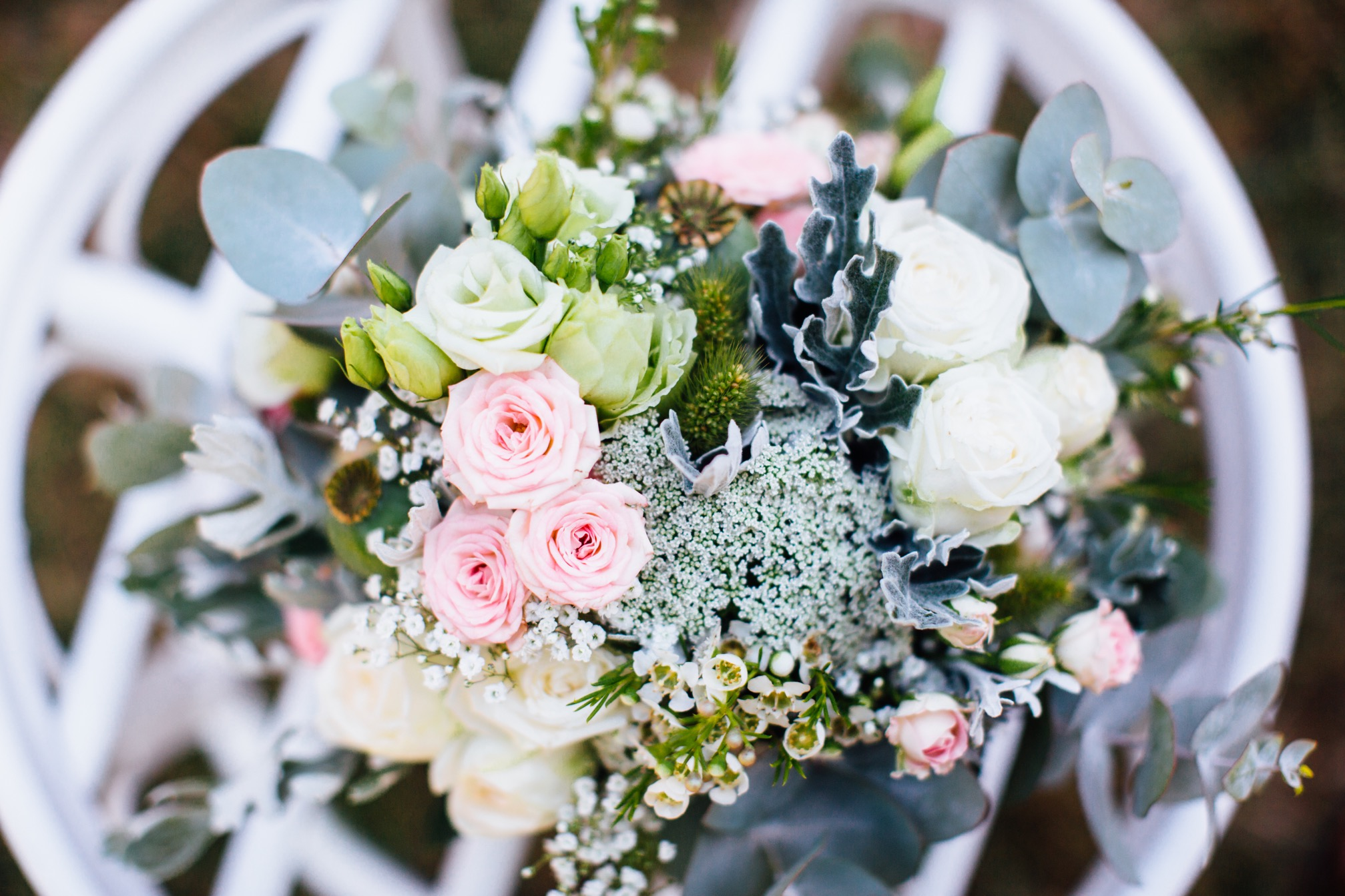 bouquet mariee sauvage