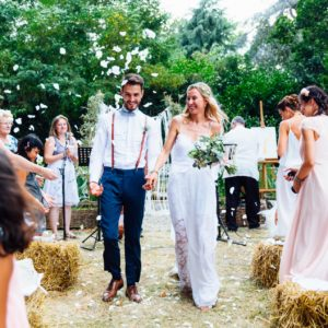 Joli Mariage à Lavardac