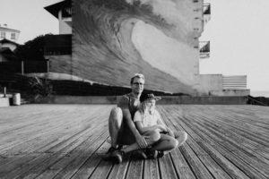Balade en famille une Séance famille à Hossegor | Remember Happiness Photographie
