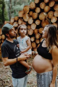 Entre forêt et plage une Séance maternité à Seignosse | Remember Happiness Photographie