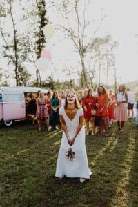 Baskets et fleurs séchées une Mariage à Domaine de Pétiosse   Remember Happiness Photographie