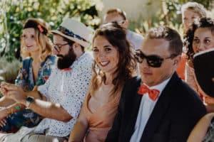 Tattoo et combi VW une Mariage à Jardins de Coursiana | Remember Happiness Photographie
