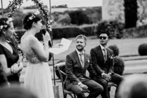 Folie douce une Mariage à Chateau de Poudenas | Remember Happiness Photographie