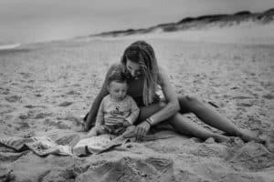 Un matin à Seignosse une Séance famille à Landes | Remember Happiness Photographie