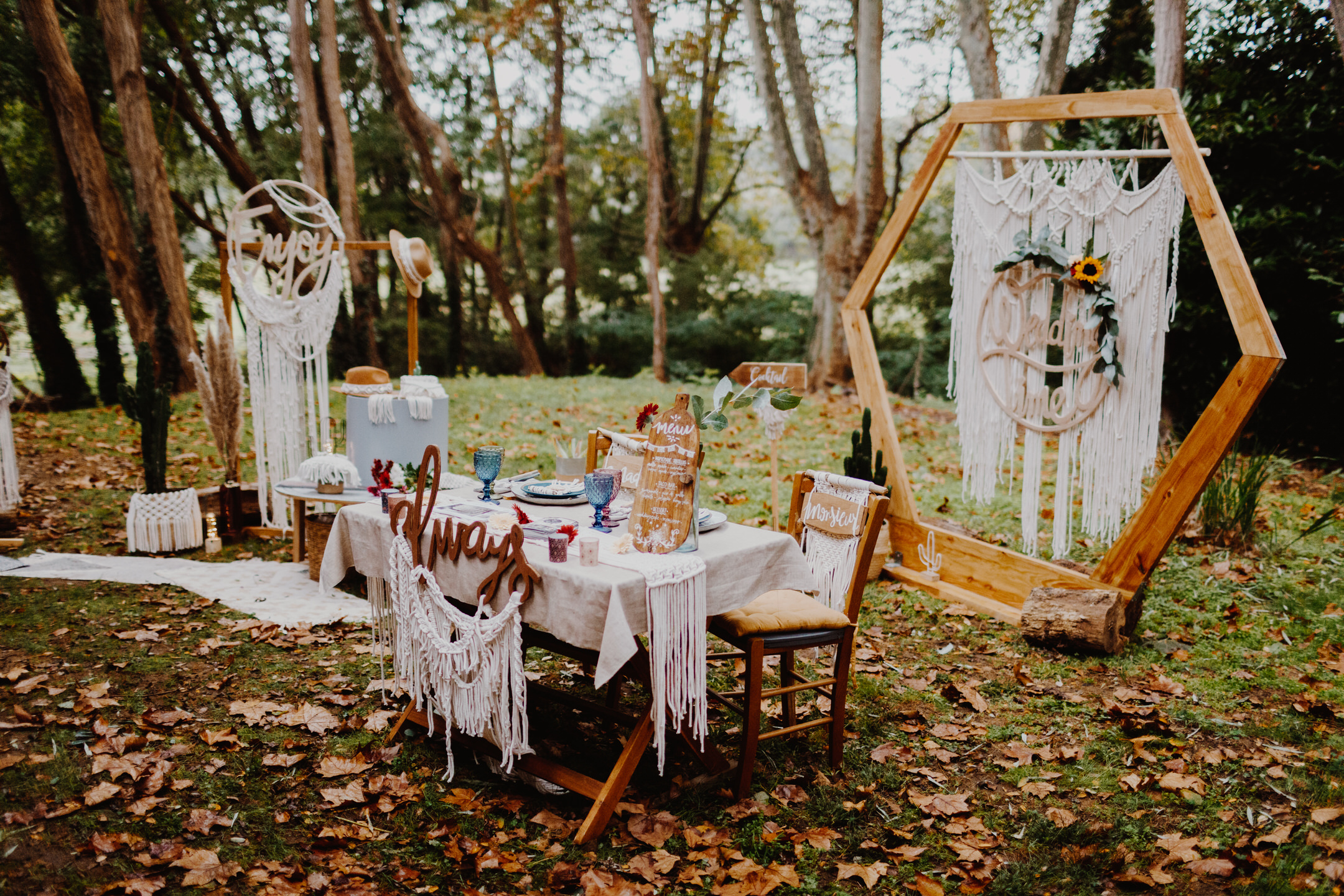 Wedding Party #5 une Festival mariage à Coco Barn | Landes | Remember Happiness Photographie