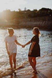Douce Sainte-Barbe une Séance couple à Saint-Jean-de-Luz | Remember Happiness Photographie