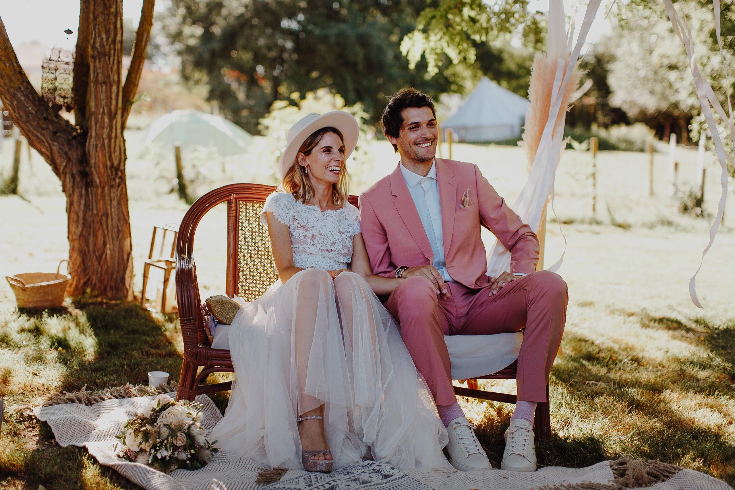 mariage-ceremonie-laique-boheme-californie-toulouse-22 une Mariage à La maison du Lac | Remember Happiness Photographie