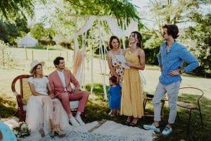 Bohème californien une Mariage à La maison du Lac | Remember Happiness Photographie