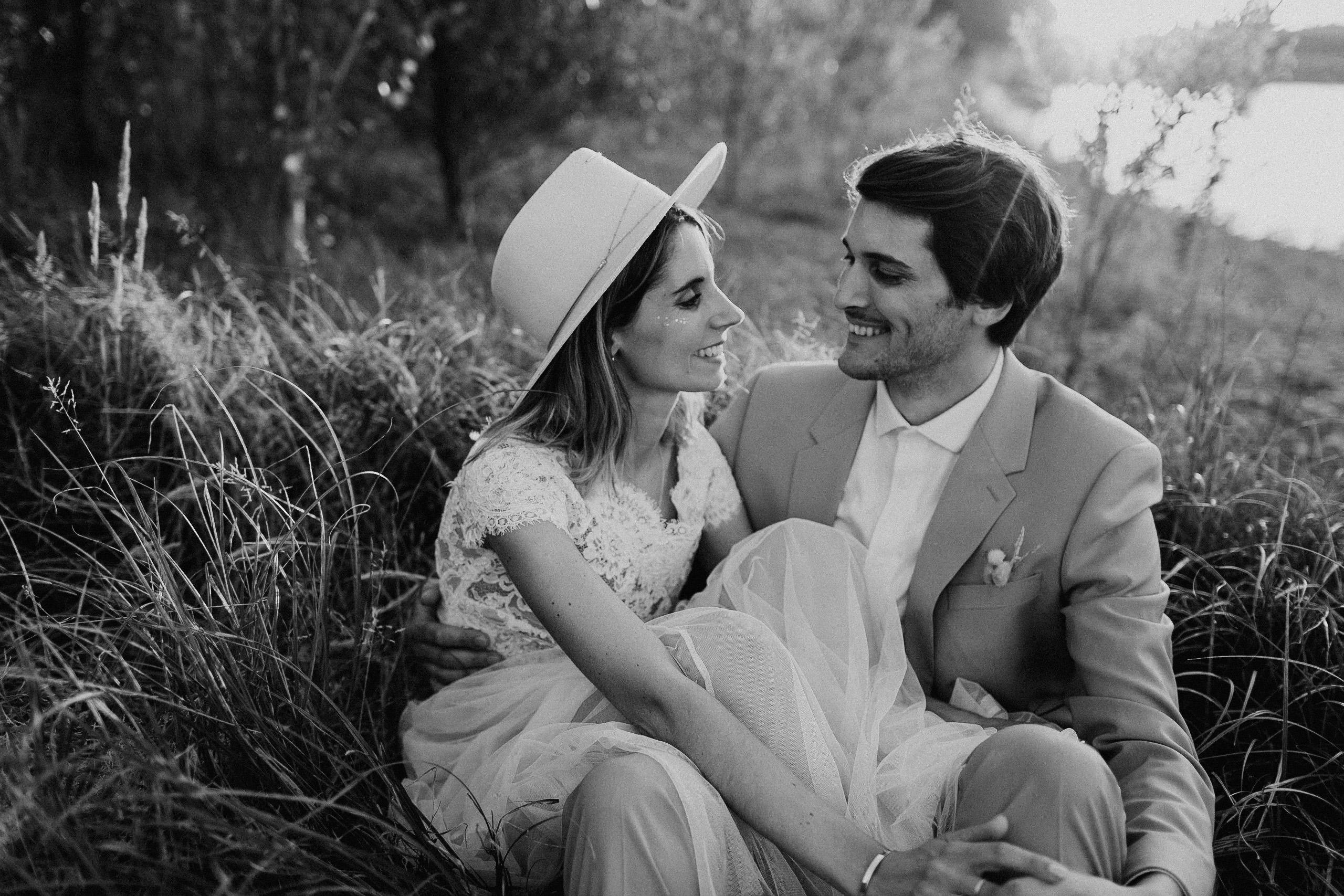 photograpghe-mariage-landes-boheme-domaine-15 une Mariage à La maison du Lac | Remember Happiness Photographie