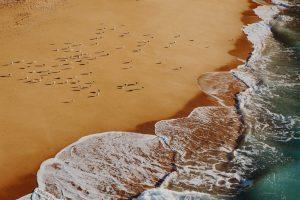 print plage portugal une  à    Remember Happiness Photographie
