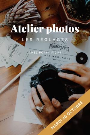 Atelier Photos 2 une  à  | Remember Happiness Photographie