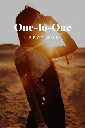 one-to-one-pratique une  à    Remember Happiness Photographie
